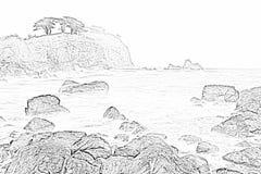 Cuentos 5 del mar Imagen de archivo libre de regalías