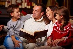 Cuentos de la Navidad Imágenes de archivo libres de regalías