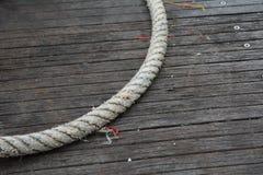 Cuerda Foto de archivo libre de regalías
