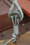 Cuerda. Foto de archivo libre de regalías