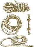 Cuerda Imagen de archivo