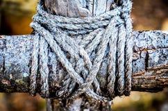 Cuerda Fotografía de archivo