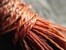 Cuerda Brown Imagenes de archivo