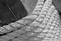 Cuerda de Autical Fotografía de archivo libre de regalías