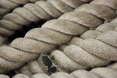 Cuerda de barco Imagen de archivo