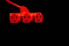 Cuerda de extensión Imagen de archivo libre de regalías