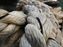 Cuerda de la nave Imagen de archivo libre de regalías