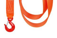 Cuerda de la remolque Foto de archivo