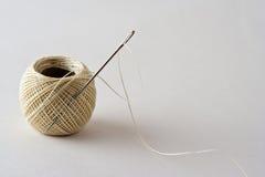 Cuerda de rosca 1 Foto de archivo libre de regalías