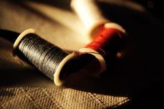 Cuerda de rosca Imagen de archivo libre de regalías
