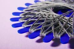 Cuerda de rosca Imagen de archivo