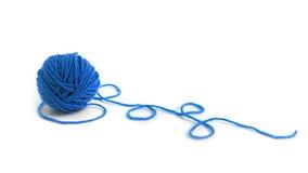 Cuerda de rosca verde Fotografía de archivo libre de regalías