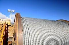 Cuerda de seis hilos (cuerda de 6 hilos) Imagen de archivo libre de regalías