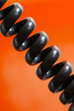 Cuerda de teléfono Imagenes de archivo