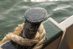 Cuerda del mar Imágenes de archivo libres de regalías