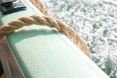 Cuerda del mar Foto de archivo libre de regalías