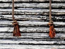 Cuerda doble Imágenes de archivo libres de regalías