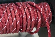 Cuerda estática Fotos de archivo