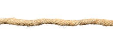 Cuerda estirada foto de archivo libre de regalías