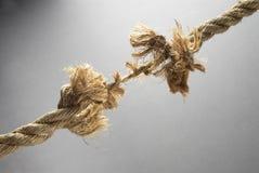 Cuerda filtrada Fotos de archivo libres de regalías