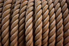 Cuerda marina Fotografía de archivo libre de regalías