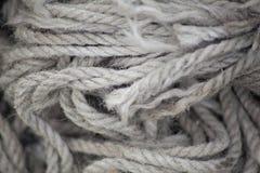 Cuerda marina Imagenes de archivo