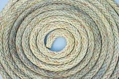 Cuerda naval Fotografía de archivo libre de regalías