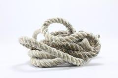 Cuerda o nudo imagenes de archivo