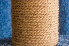 Cuerda peluda Fotos de archivo