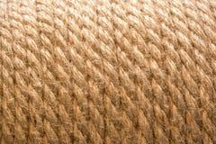 Cuerda peluda Imagen de archivo libre de regalías