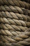 Cuerda pesada Fotos de archivo