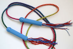 Cuerda que salta Fotografía de archivo