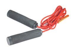Cuerda que salta Foto de archivo libre de regalías