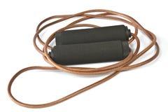 Cuerda que salta para cardiio Imagen de archivo