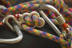 Cuerda que sube Fotos de archivo