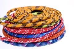Cuerda que sube Imagen de archivo