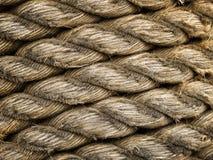 Cuerda resistida Fotografía de archivo