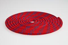 Cuerda roja. imágenes de archivo libres de regalías