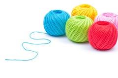 Cuerdas de rosca Imagen de archivo libre de regalías