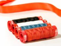 Cuerdas de rosca Fotos de archivo libres de regalías