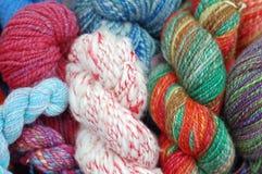 Cuerdas de rosca hechas en casa Imagen de archivo