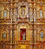 Cuernavaca domkyrka XIII Royaltyfria Bilder