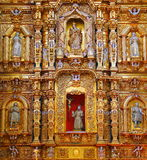 Cuernavacakathedraal XIII Royalty-vrije Stock Afbeeldingen