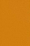 Cuero artificial, caliente amarillo Foto de archivo libre de regalías
