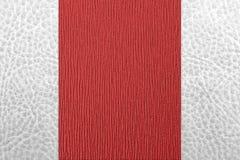 Cuero bicolor abstracto stock de ilustración