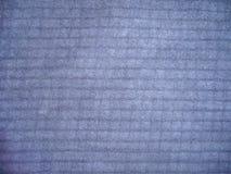 Cuero del azul de la textura Imagenes de archivo