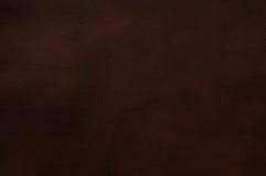 cuero del marrón oscuro Foto de archivo libre de regalías