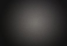 Cuero negro para la textura de los asientos de carro foto de archivo libre de regalías