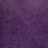Cuero púrpura Fotografía de archivo libre de regalías