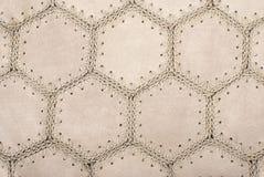Cuero suave | Textura Fotos de archivo libres de regalías